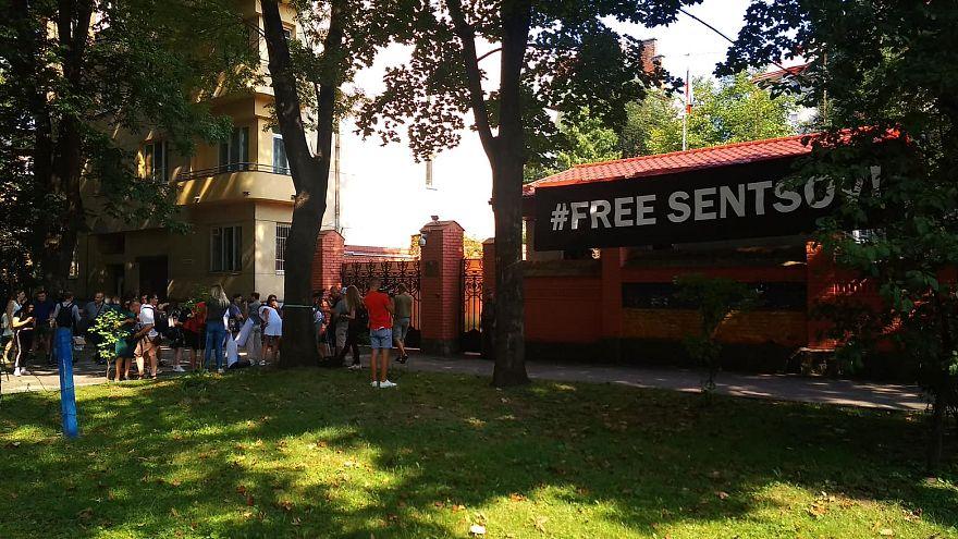 """Сенцов: """"Не надо мне больше писать, что свобода рядом"""""""