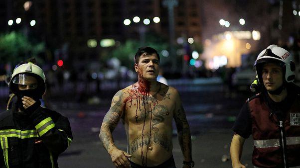 A román belügyminiszter is belátta, hogy túlzásba estek a tüntetést szétverő csendőrök