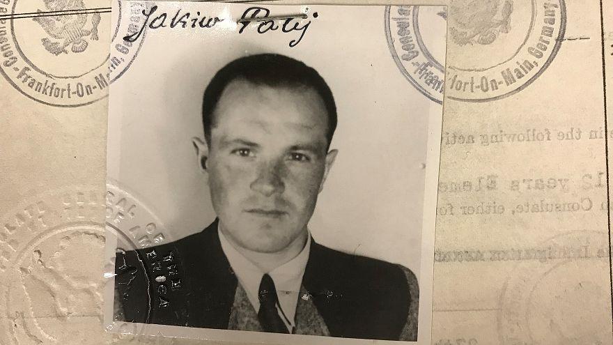 Palij, US-Visum von 1949