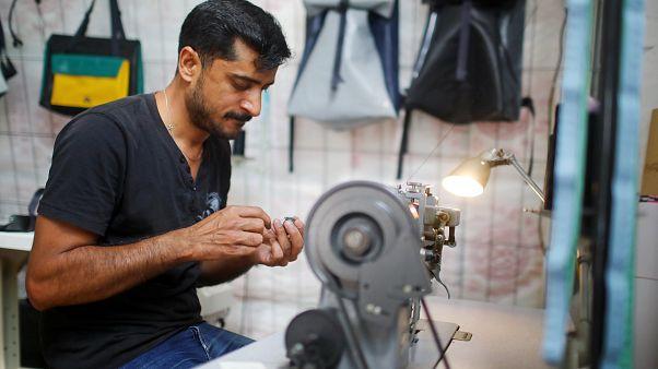 Már több, mint 300 ezer menekült dolgozik Németországban