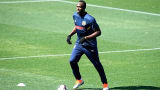 Bolt nimmt Training bei Central Coast Mariners auf