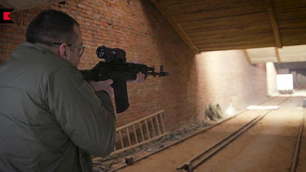 Kalashnikov unveils new rifle fit for NATO rounds | Euronews