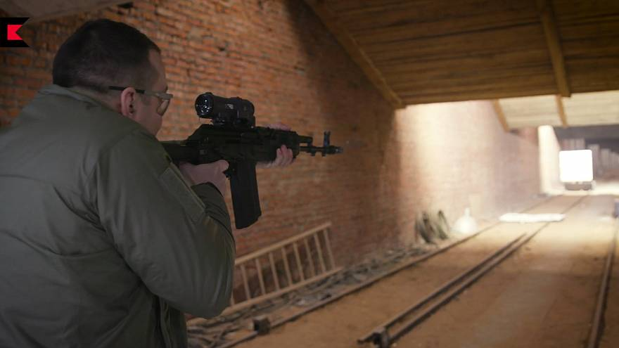 Kalashnikov unveils new rifle fit for NATO rounds