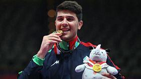 بازیهای آسیایی؛ سعید رجبی چهارمین طلایی کاروان ایران