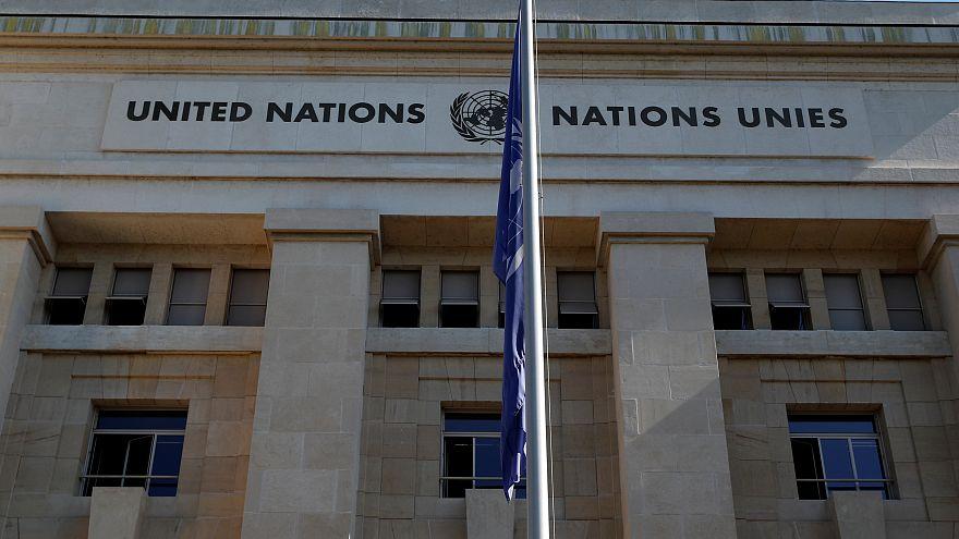 شاهد: الأمم المتحدة تنكس أعلامها حداداَ على كوفي عنان