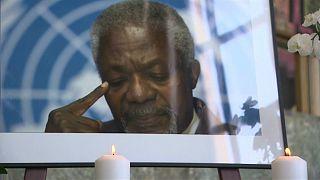 Kofi Annan anma