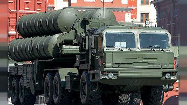 روسیه سال ۲۰۱۹ به ترکیه سامانه اس-۴۰۰ میدهد