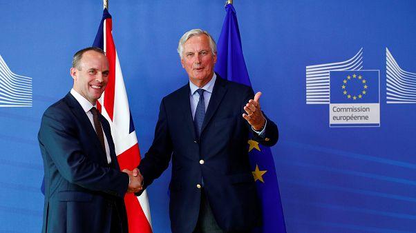"""La UE y Reino Unido negociarán """"sin pausa"""" sobre el brexit"""