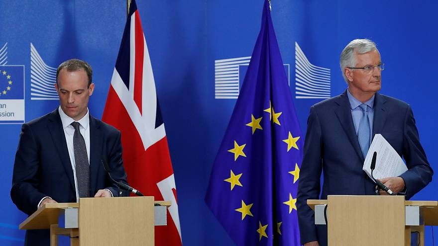 Brexit: London und Brüssel wollen aufs Tempo drücken