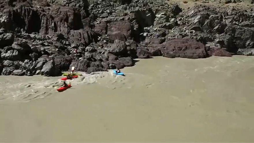 Rafting et kayak au Ladakh