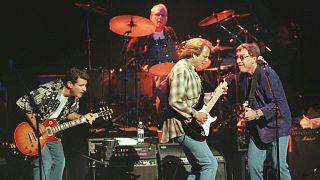 Eagles ABD'deki albüm satışlarında Michael Jackson'ı geride bıraktı