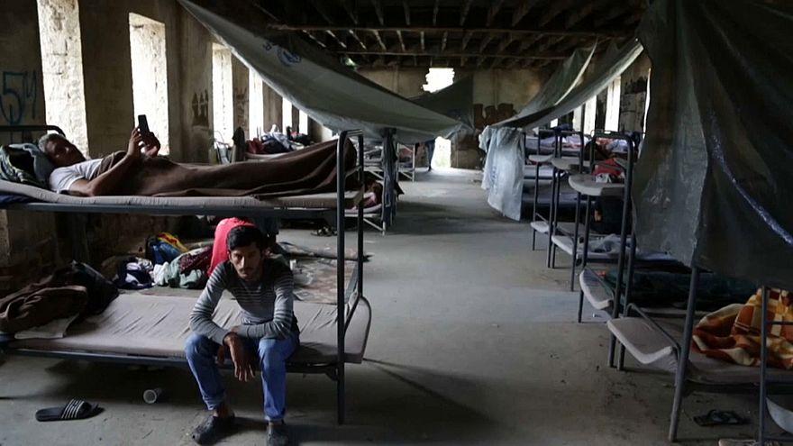 Bósnia é ponto de paragem para migrantes a caminho da Europa