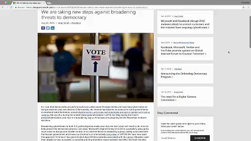 Microsoft meldet Angriff von Internetpiraten