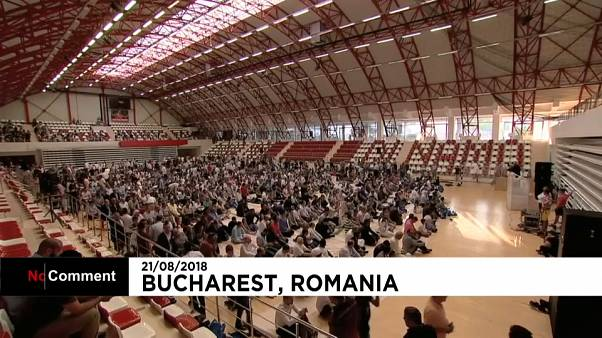 Célébrations de l'Aïd al-Adha en Roumanie