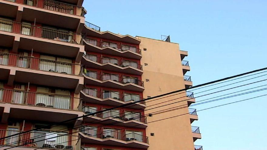 Muere una mujer de 23 años en Mallorca al caer al vacío