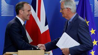 """İngiltere Brexit Bakanı: """"Ekim ayında anlaşma sağlanacağına inanıyorum"""""""
