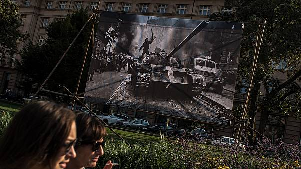 50 ans après, Prague se souvient