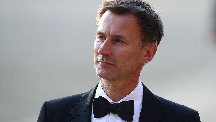File photo of Jeremy Hunt