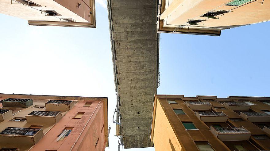 Nyolc hónap alatt új acélhíd épülhet Genova felett