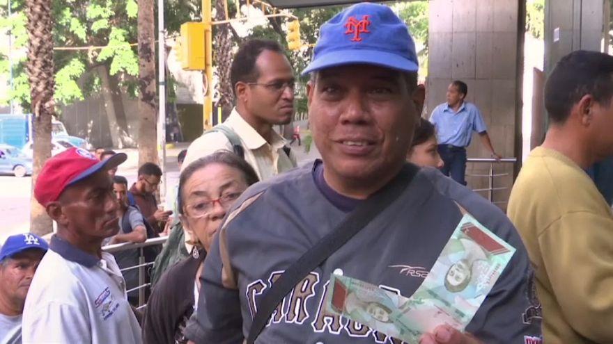 Venezuela'da yeni para birimi yüzde 96 devalüasyona uğradı