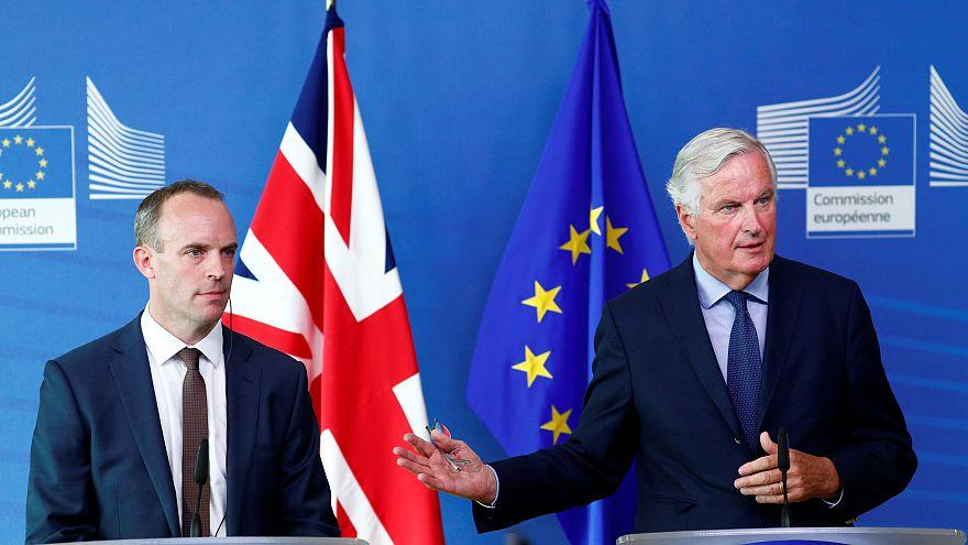 """بروكسل: المفاوضات مع لندن حول """"بريكسيت"""" دخلت مرحلتها الأخيرة"""