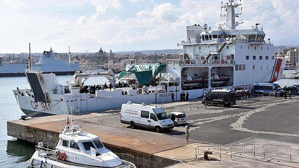 Λύση για τους μετανάστες στο πλοίο Diciotti αναζητά η Ιταλία
