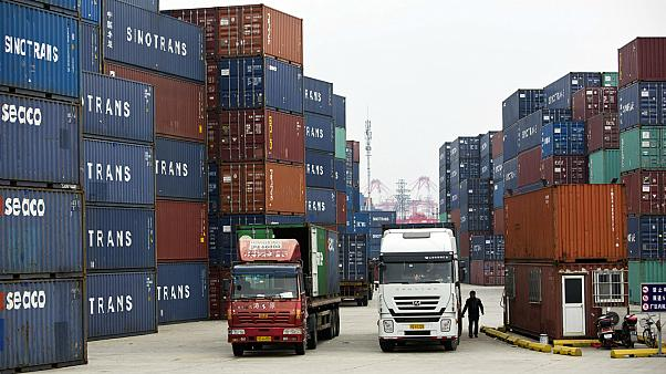 Which country has the biggest trade surplus?