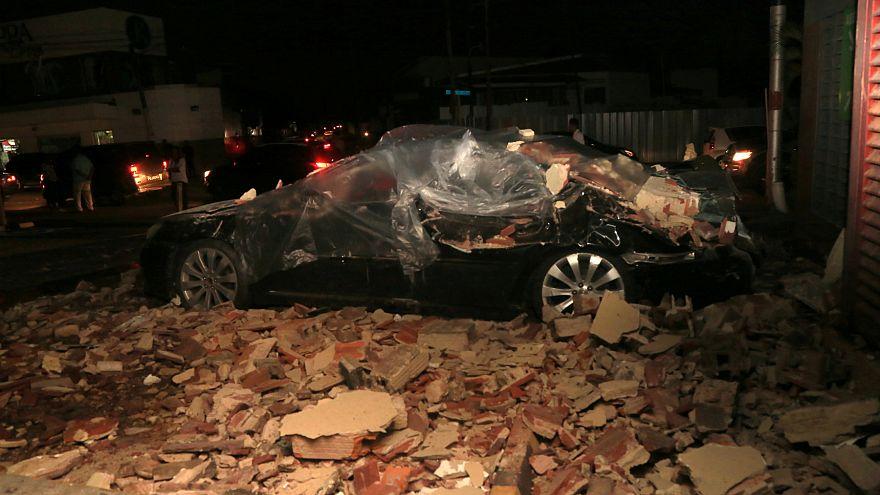 Earthquake rocks Venezuela
