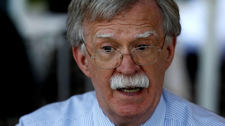 Trump'ın danışmanı Bolton: Rahip Brunson koşulsuz bırakılırsa kriz hemen biter