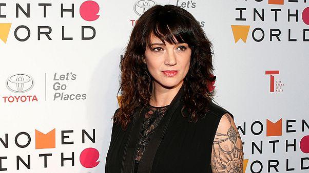 Asia Argento cinsel taciz suçlamalarını reddetti