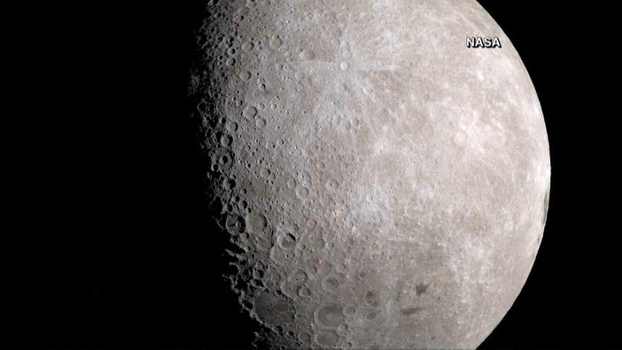 L'eau glacée de la Lune, une ressource pour de futures missions spatiales?
