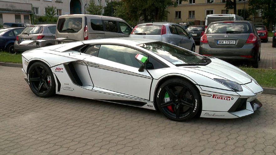 من دبي إلى وارسو..شرطة بولندا تعثر على سيارة لامبورغيني بعد سرقتها من مالكها الإماراتي في فرنسا