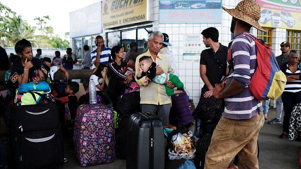 De acordo com a ONU, há 58 mil venezuelanos no Brasil