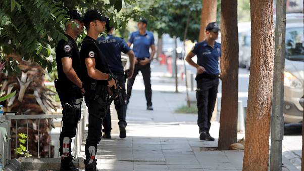مظنون حمله به سفارت آمریکا در ترکیه : دلیل اقدام من تهدید های آمریکا بود