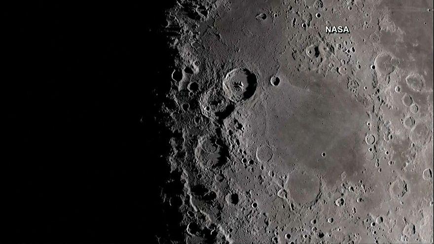 Доказано: на Луне есть вода