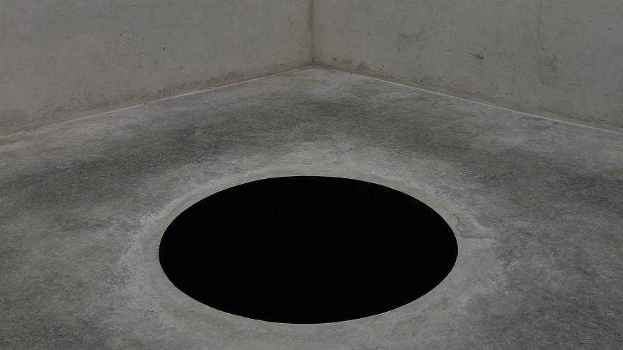 Descent into Limbo by Anish Kapoor