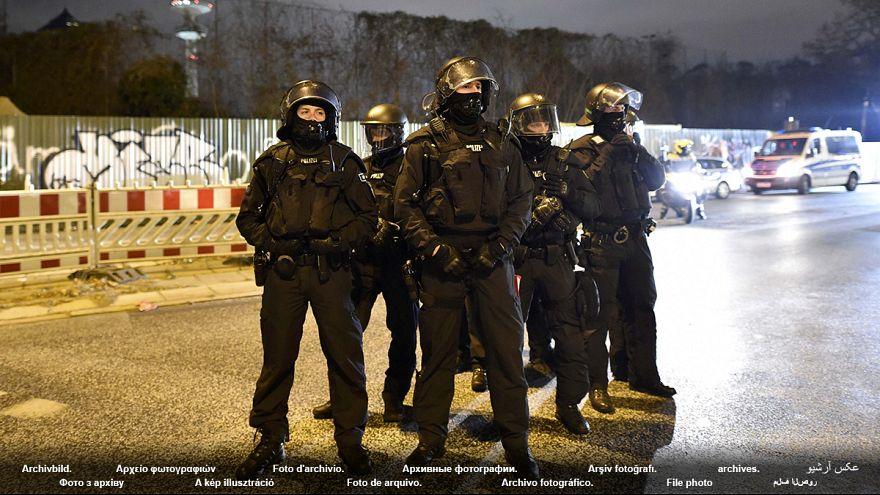 German police arrest man suspected of plotting bomb attack