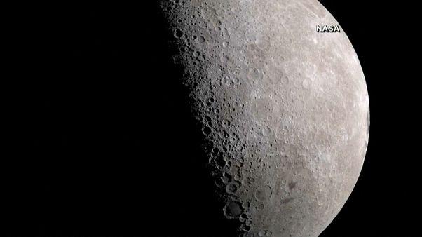 C'è acqua sulla Luna, ora è certo