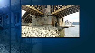 Il Danubio ha una sete da record