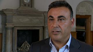 عضو البرلمان الدنماركي عن الحزب المحافظين ناصر خضر