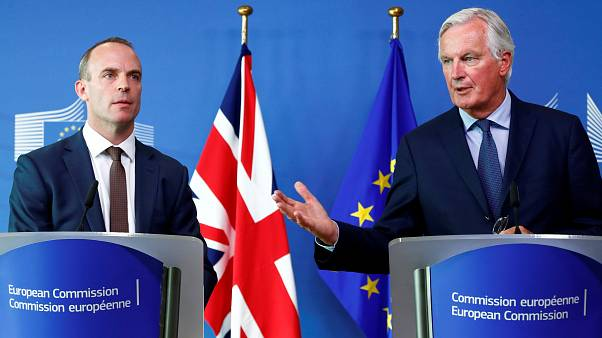 Londres dessine son scénario du Brexit sans accord