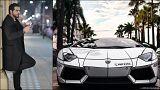 Dubaili fenomen Fransa'da çalınan Lamborghini'sini sosyal medya sayesinde Polonya'da buldu