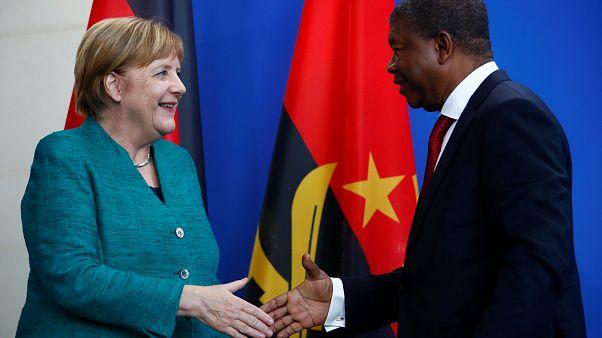 Angola quer criar câmara de comércio com Alemanha