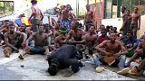 Migranten stürmen spanische Exklave Ceuta