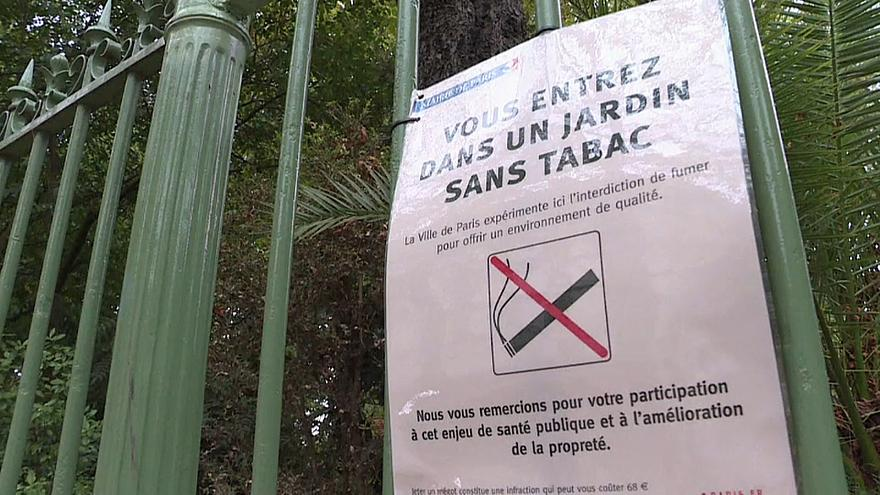 Paris bald rauchfreie Zone?