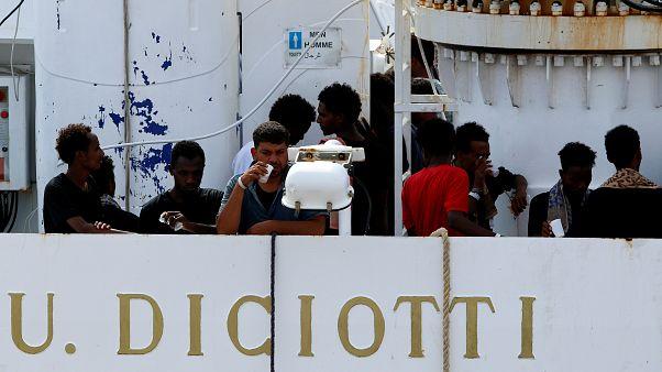 Caos institucional en Italia por la crisis migratoria