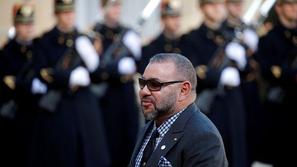 Kegyelmet adott a marokkói király