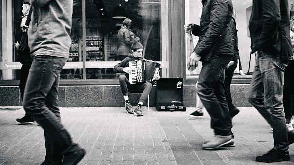 European Lens: il realismo grunge bianco e nero di Anton Kalashnikov