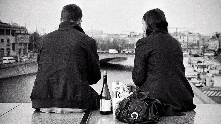 Московский фотограф Антон Калашников делится своими черно-белыми снимками
