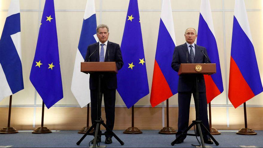 Russia, Putin contro le nuove sanzioni Usa